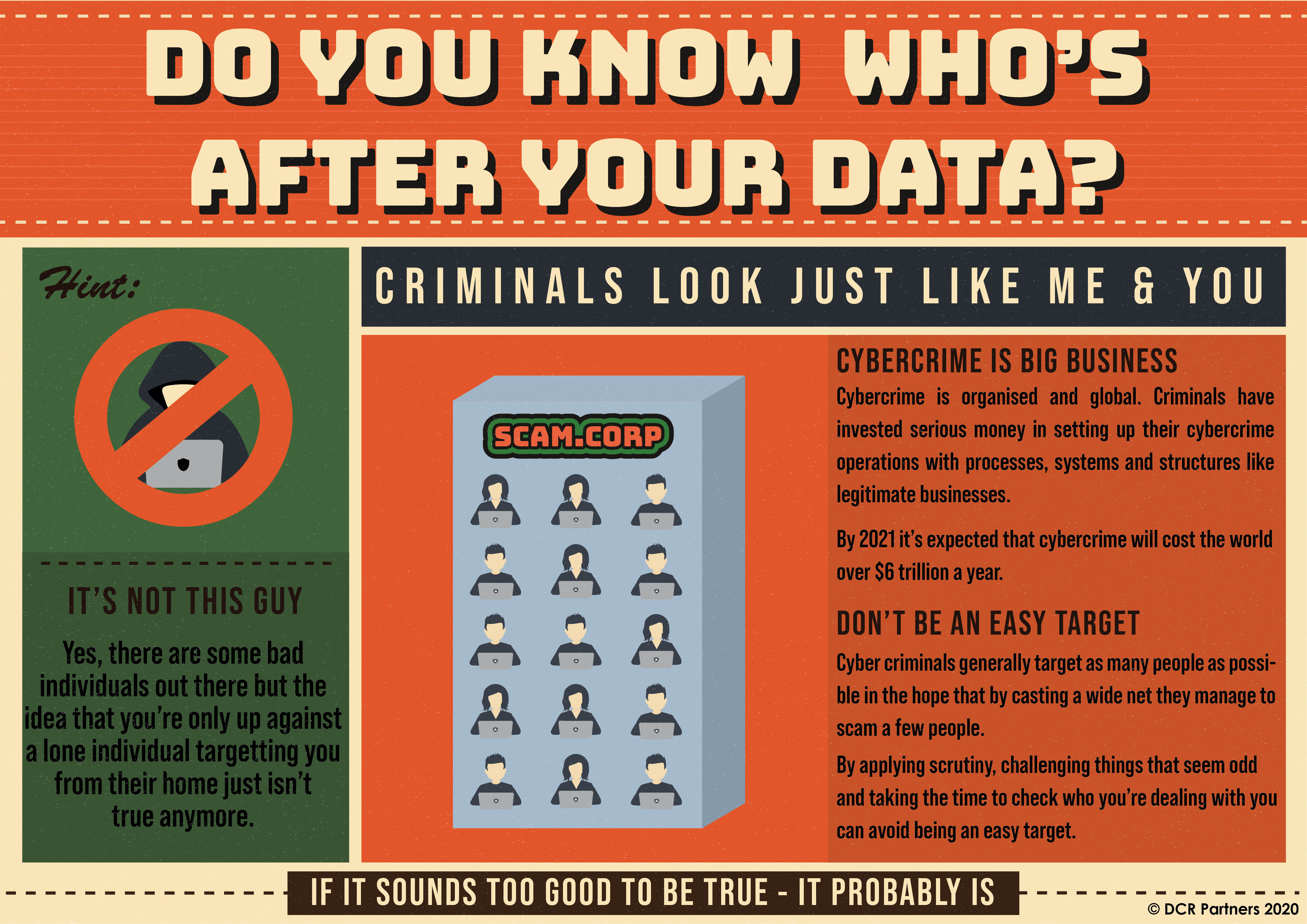 Do You Know Who's After Your Data